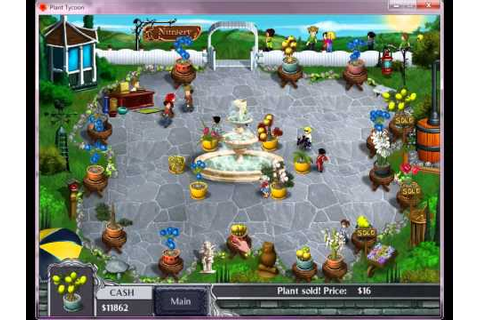Ronan Elektron: [Mini Games] Plant Tycoon Full Version