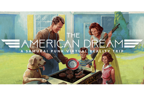 The American Dream VR – Game Side Story