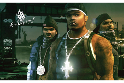Wallpapers: 50 Cent: Bulletproof - PS2 (2 of 2)