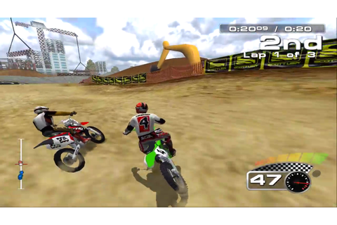 MX 2002 featuring Ricky Carmichael Download Game ...