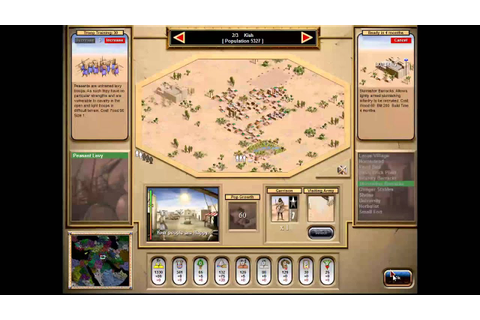Game Review: Chariots of War - YouTube
