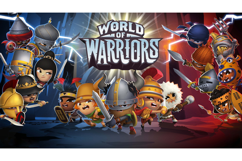 World of Warriors™ Game | PS4 - PlayStation