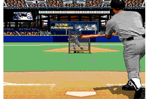 Download World Series Baseball '96 (Genesis) - My Abandonware