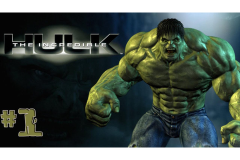 The Incredible Hulk - Walkthrough - Part 1 (PC) [HD] - YouTube