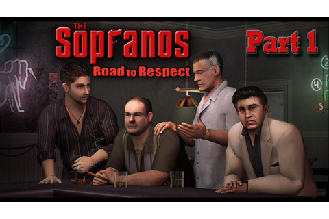 The Sopranos: Road to Respect - Part 1 (Mirage) Gameplay ...