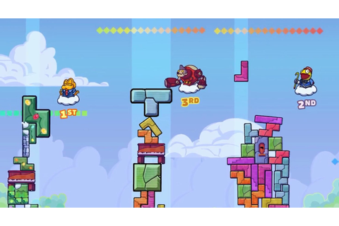 Tricky Towers builds a strong, sturdy foundation on ...