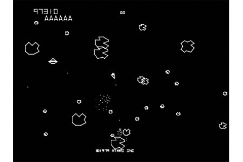 "Atari Announces New ""Asteroids"" Game 