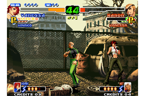 Game: The King of Fighters 2000 [Neo Geo, 2000, SNK] - OC ...
