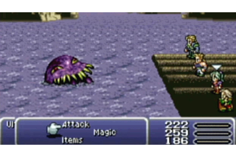 CGR Undertow - FINAL FANTASY VI ADVANCE review for Game ...