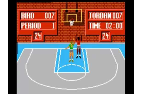 Jordan vs Bird: One-on-One - YouTube