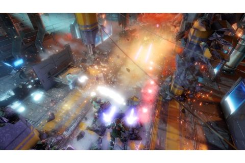 Alienation Screenshots, Pictures, Wallpapers - PlayStation ...