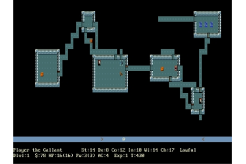Download NetHack | DOS Games Archive