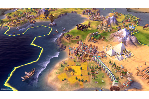 Civilization VI (Switch) Review - Gamereactor