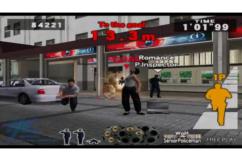 Lethal Enforcers 3 - Cops in the City Gameplay - YouTube