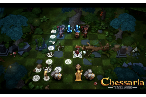 Chessaria: The Tactical Adventure - Gameinfos | pressakey.com