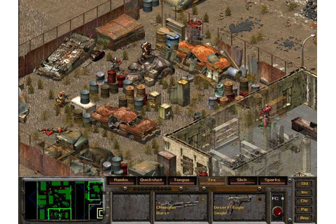 Fallout Tactics: Brotherhood of Steel (2001 video game)