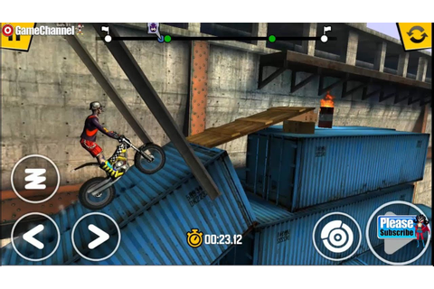 "Trial Xtreme 4 ""Docks"" Motor Bike Games Motocross Racing ..."