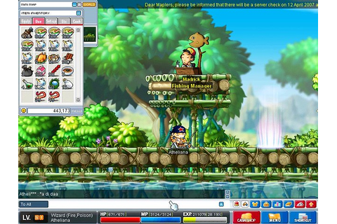 MapleStory: Game Review – Mehster