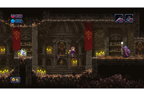 Procedurally Generated Metroidvania Game Chasm To Release ...