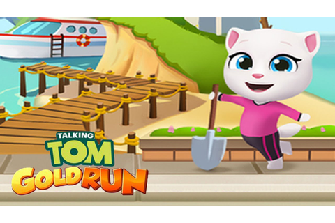 Talking Tom Gold Run Cheats: Tips & Strategy Guide | Touch ...