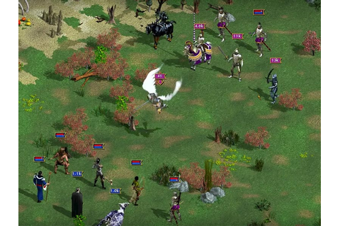 Heroes of Might and Magic IV: Retrospective » CelJaded