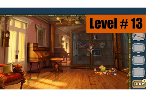 Ghost House Escape Level 13 Walkthrough - Escape Games For ...