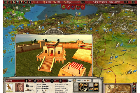 Europa Universalis Rome Game - Free Download Full Version ...