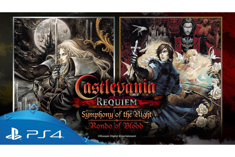 Castlevania Requiem: Symphony of the Night & Rondo of ...