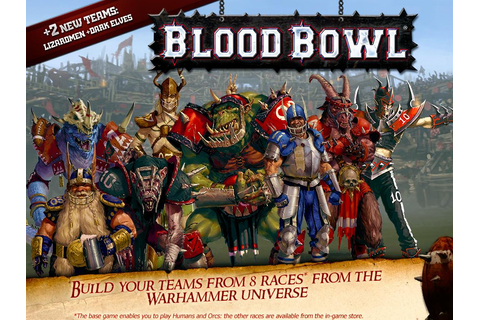 Blood Bowl - Android Apps on Google Play