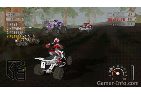 MX vs. ATV Unleashed: On the Edge (2006 video game)