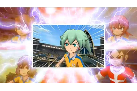 "Level-5: ""Inazuma Eleven Go 2: Chrono Stone"" - First ..."