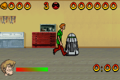Scooby-Doo and the Cyber Chase Screenshots | GameFabrique
