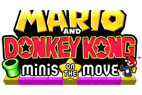 Mario and Donkey Kong: Minis on the Move review ...