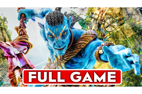 AVATAR Gameplay Walkthrough Part 1 FULL GAME [1080p HD ...