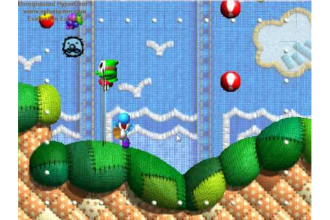 Yoshi's Story: Game Over - YouTube