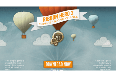 ribbonhero.com - Ribbon Hero 2 - Ribbon Hero