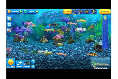 Fish Tycoon 2: Virtual Aquarium full version free download ...