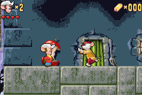 An American Tail: Fievel's Gold Rush Download Game ...