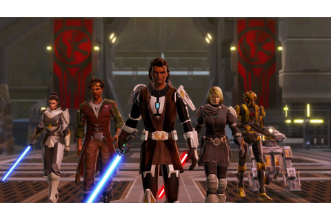 STAR WARS: The Old Republic – Knights of the Fallen Empire ...