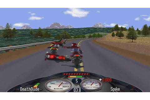 Road Rash (PC) Review | DeathDude's Video Gaming Memories ...