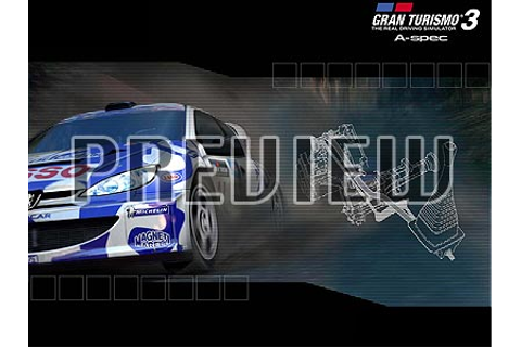 Gran Turismo 3 A-spec wallpapers or desktop backgrounds