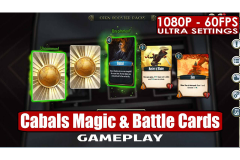 Cabals Magic & Battle Cards gameplay PC HD [1080p/60fps ...