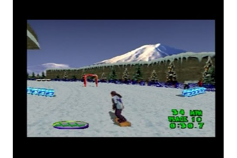 2Xtreme (PS1) Demo - YouTube