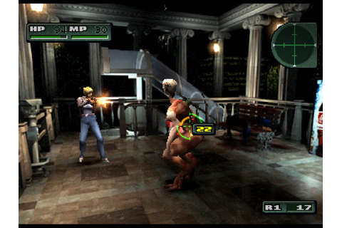 Parasite Eve 2 – Cellout | GoodNewsReviews