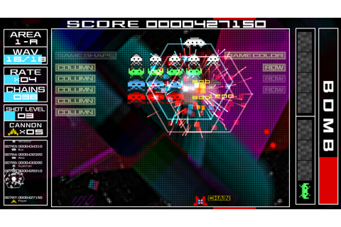 Rave-shooter Space Invaders Extreme hits Steam on series ...