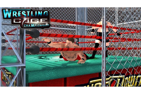 Wrestling Cage Championship : WRESTLING GAMES - Android ...