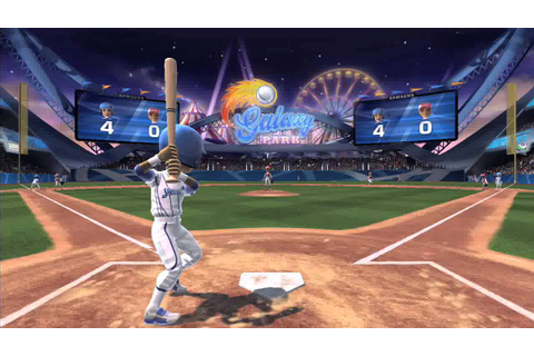 Kinect Sports Season 2 - Xbox 360 - Baseball preview ...