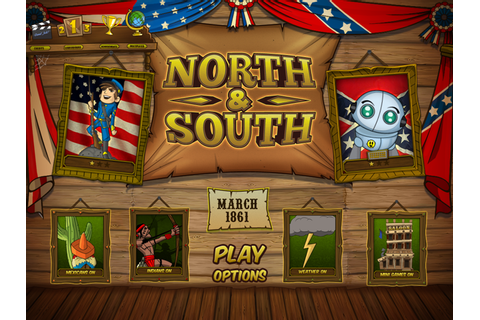 ‎NORTH & SOUTH - The Game dans l'App Store