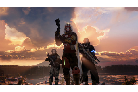 Official Destiny - Launch Gameplay Trailer - YouTube