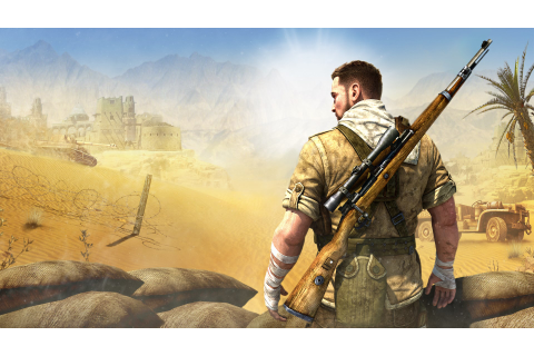 Buy Sniper Elite 3 - Microsoft Store en-IN